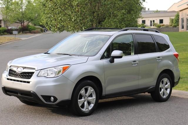 2014 Subaru Forester 2.5i Limited Mooresville, North Carolina 2