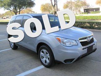 2014 Subaru Forester,1 Owner, X/Nice. All Service history Plano, Texas