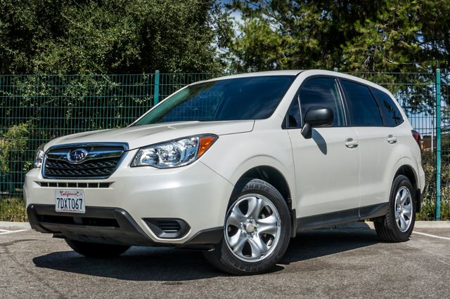 2014 Subaru Forester 2.5i AWD - AUTO - 36K MILES - 1-OWNER Reseda, CA 2