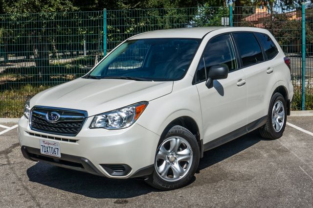 2014 Subaru Forester 2.5i AWD - AUTO - 36K MILES - 1-OWNER Reseda, CA 1