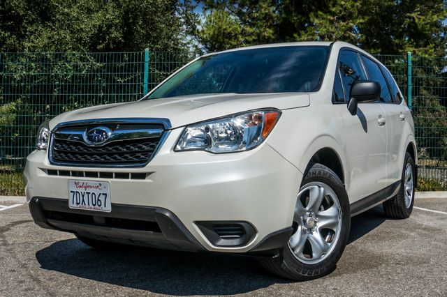 2014 Subaru Forester 2.5i AWD - AUTO - 36K MILES - 1-OWNER Reseda, CA 41