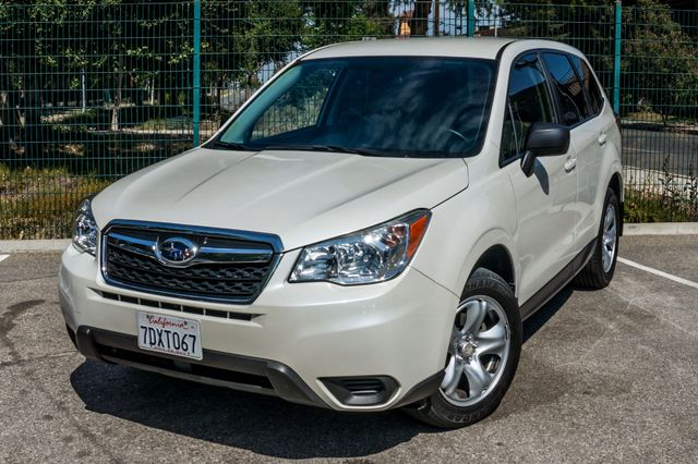 2014 Subaru Forester 2.5i AWD - AUTO - 36K MILES - 1-OWNER Reseda, CA 43