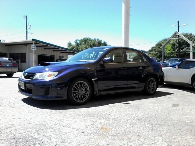 2014 Subaru Impreza WRX San Antonio, Texas 2