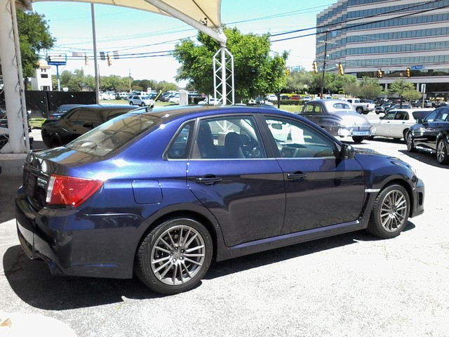 2014 Subaru Impreza WRX San Antonio, Texas 5