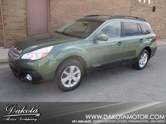 2014 Subaru Outback 2.5i Premium Farmington, Minnesota