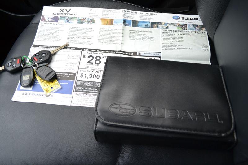 2014 Subaru XV Crosstrek Limited  city New  Father  Son Auto Corp   in Lynbrook, New
