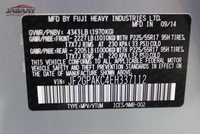 2014 Subaru XV Crosstrek Limited Merrillville, Indiana 48