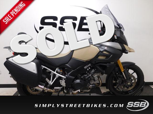 2014 Suzuki DL1000 V-Strom 1000 ABS