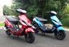 2014 Taotao Speedy Sport Scooter / Moped Blaine, Minnesota