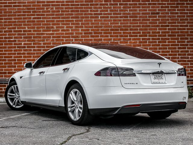 2014 Tesla Model S 60 kWh Battery Burbank, CA 5