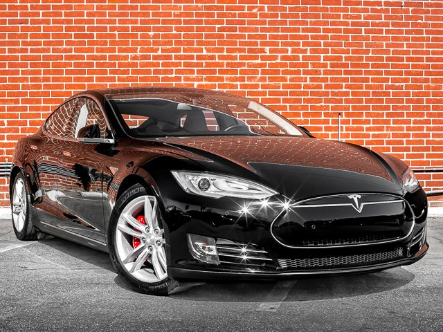 2014 Tesla Model S Performance Burbank, CA 1
