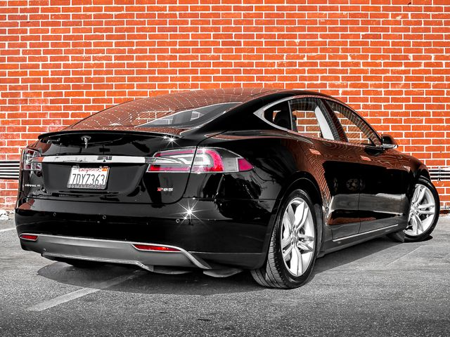 2014 Tesla Model S Performance Burbank, CA 4