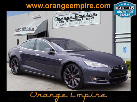 2014 Tesla Model S Performance in Orange, CA