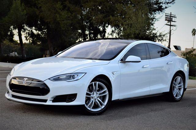 2014 Tesla Model S 60 kWh Battery Reseda, CA 14