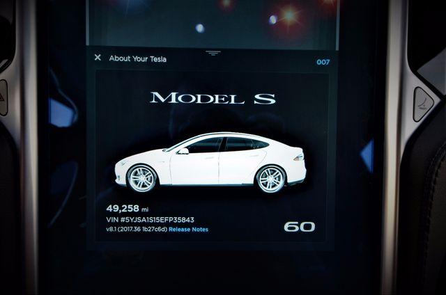 2014 Tesla Model S 60 kWh Battery Reseda, CA 45