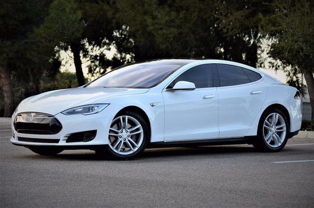 2014 Tesla Model S 60 kWh Battery Reseda, CA 15