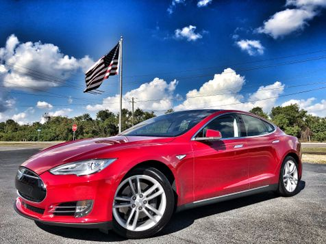 2014 Tesla Model S MODEL S 60 TECH SUPERCHARGER PANORAMA in , Florida