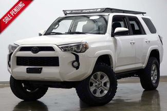 2014 Toyota 4Runner Lifted Off Road Suspension  SR5 third Row Seat | Dallas, Texas | Shawnee Motor Company in  Texas