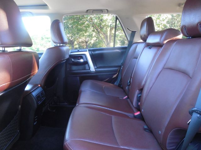 2014 Toyota 4Runner Limited Leesburg, Virginia 14
