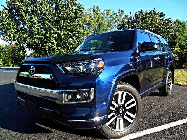 2014 Toyota 4Runner Limited Leesburg, Virginia 1