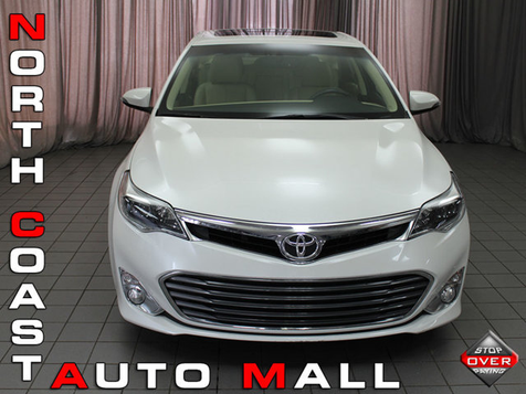 2014 Toyota Avalon 4dr Sedan Limited in Akron, OH