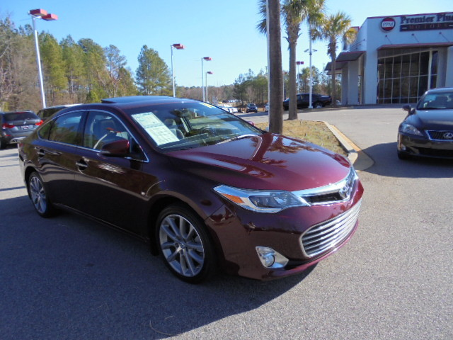 2014 Toyota Avalon XLE Touring DISCLOSURE Internet pricing is subject to change daily It is a BU