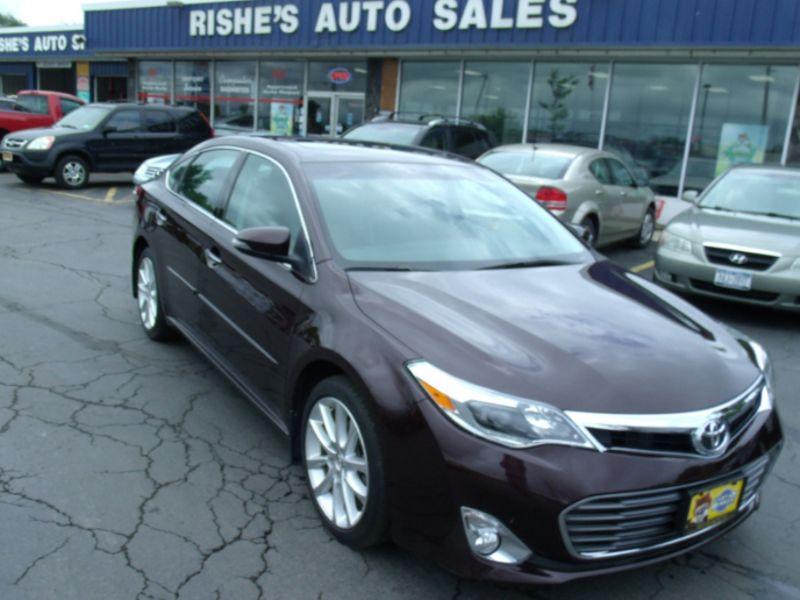 2014 Toyota Avalon Limited  | Rishe's Import Center in Ogdensburg New York