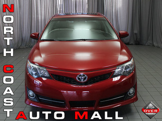 2014 Toyota Camry 2014.5 4dr Sedan I4 Automatic SE in Akron, OH