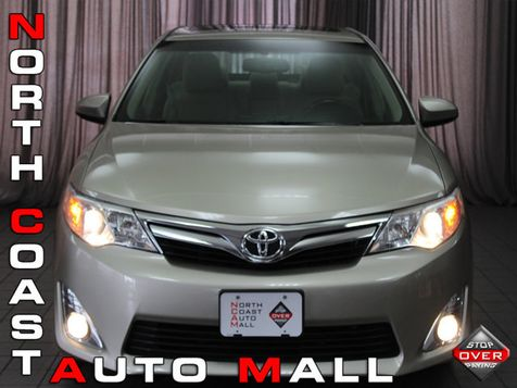 2014 Toyota Camry 4dr Sedan I4 Automatic XLE in Akron, OH