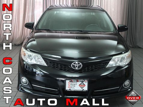 2014 Toyota Camry 4dr Sedan I4 Automatic SE in Akron, OH