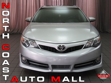 2014 Toyota Camry 4dr Sedan V6 Automatic SE in Akron, OH
