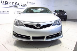 2014 Toyota Camry SE Doral (Miami Area), Florida 33