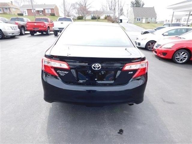 2014 Toyota Camry SE Sport Ephrata, PA 4