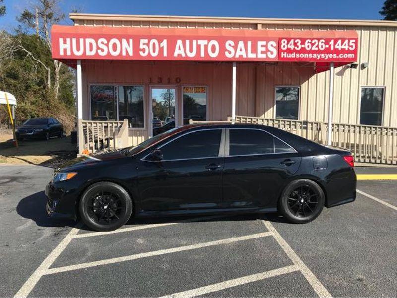 2014 Toyota Camry LE | Myrtle Beach, South Carolina | Hudson Auto Sales in Myrtle Beach South Carolina