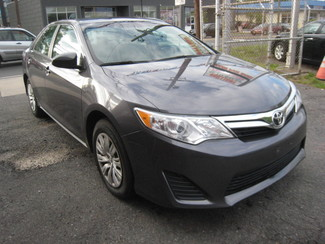 2014 Toyota Camry LE  One Owner Clean Carfax New Brunswick, New Jersey 1