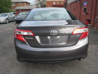 2014 Toyota Camry LE  One Owner Clean Carfax New Brunswick, New Jersey 4