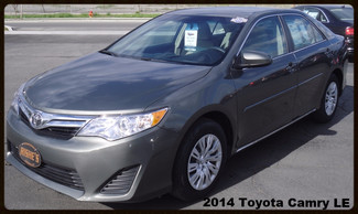 2014 Toyota Camry in Ogdensburg New York