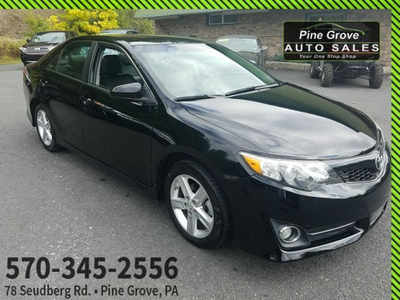 2014 Toyota Camry XLE | Pine Grove, PA | Pine Grove Auto Sales in Pine Grove, PA