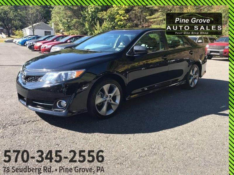 2014 Toyota Camry SE | Pine Grove, PA | Pine Grove Auto Sales in Pine Grove, PA