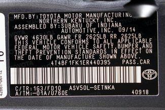 2014 Toyota Camry 2014.5 * LE * 35 MPG * Local Dallas Car * PWR SEAT Plano, Texas 45