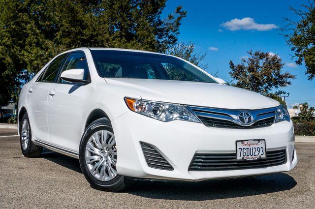 2014 Toyota Camry LE Reseda, CA 41