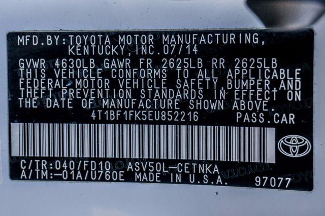 2014 Toyota Camry LE Reseda, CA 36