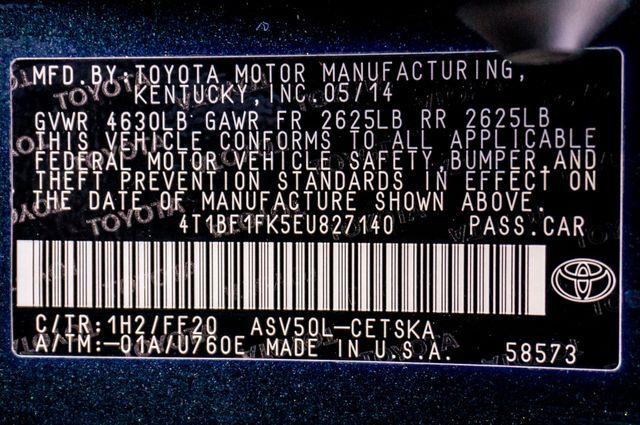 2014 Toyota Camry SE Sport - AUTO - NAVI - 47K MILES Reseda, CA 44