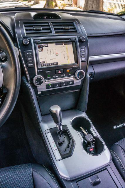 2014 Toyota Camry SE Sport - AUTO - NAVI - 47K MILES Reseda, CA 24