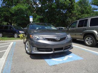 2014 Toyota Camry SE LIMITED. NAVIGATION. SUNROOF. CAMERA SEFFNER, Florida 8