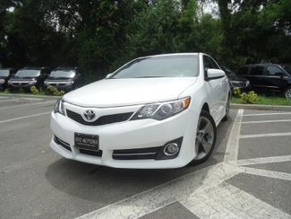 2014 Toyota Camry SE V6. NAVI. JBL SOUND. SUNRF. BLIND SPOT. CAMERA SEFFNER, Florida