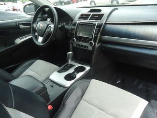 2014 Toyota Camry SE V6. NAVI. JBL SOUND. SUNRF. BLIND SPOT. CAMERA SEFFNER, Florida 16