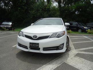 2014 Toyota Camry SE V6. NAVI. JBL SOUND. SUNRF. BLIND SPOT. CAMERA SEFFNER, Florida 6