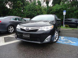 2014 Toyota Camry XLE. LEATHER. NAVI. SUNRF. PUSH STRT SEFFNER, Florida 5