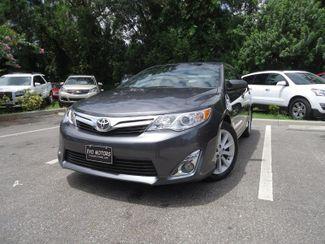 2014 Toyota Camry XLE V6. NAVI. LTHR. SUNRF. BLIND SPOT. PUSH STRT SEFFNER, Florida